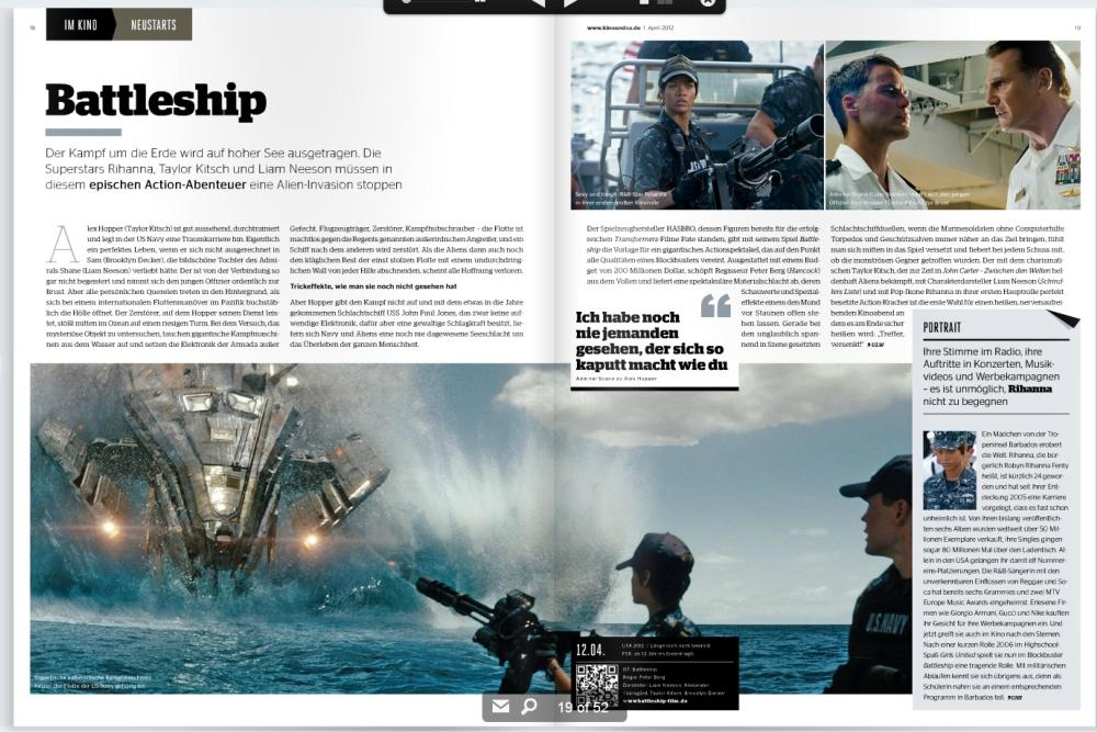 Ulrich Wimmeroth - Battleship