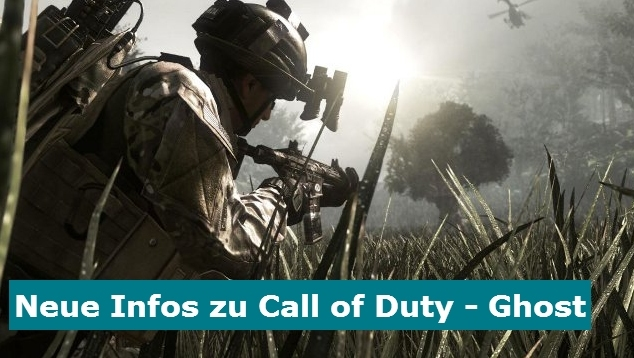Ulrich Wimmeroth - Call of Duty Ghosts Preview