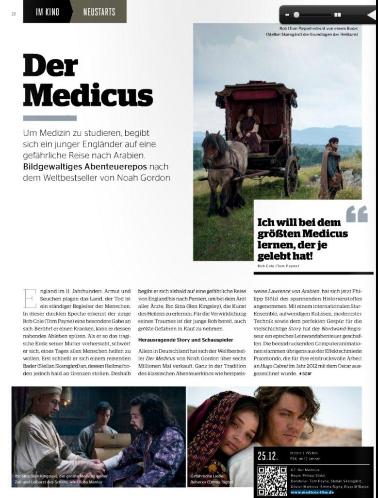 Ulrich Wimmeroth - Der Medicus