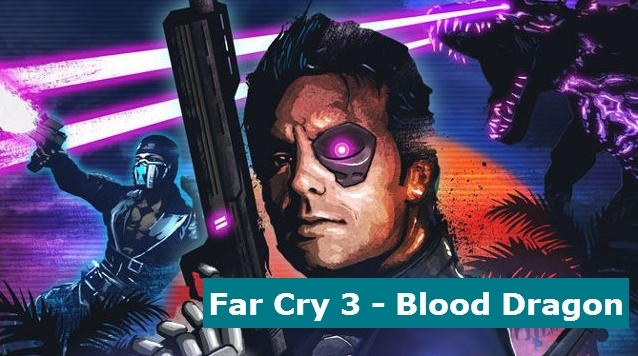 Ulrich Wimmeroth - Far Cry 3 - Blood Dragon