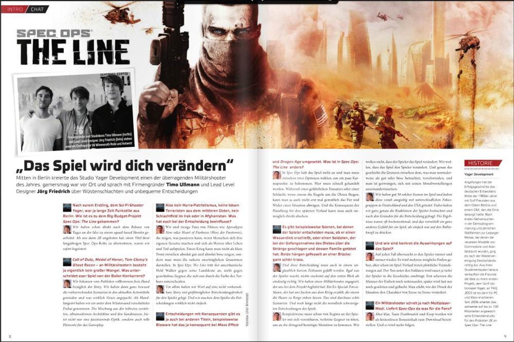 Ulrich Wimmeroth - Interview Timo Ullmann