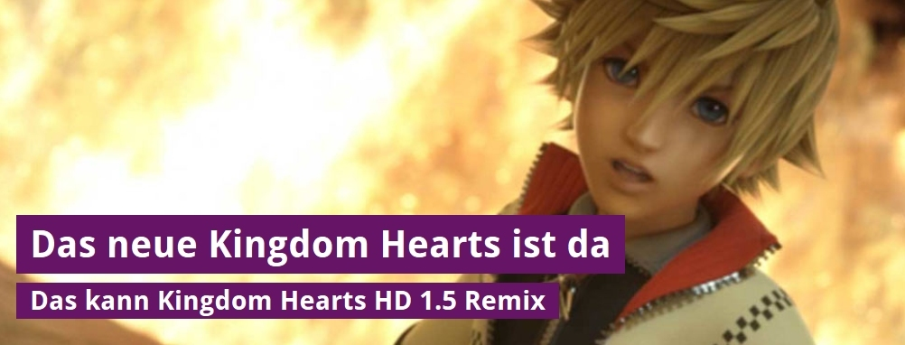 Ulrich Wimmeroth - Kingdom Hearts HD 1.5 Remix