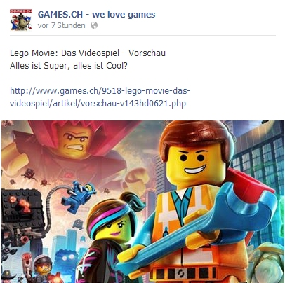 Ulrich Wimmeroth - LEGO The Movie Videogame