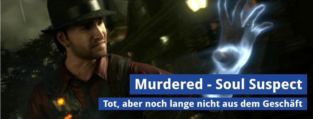 Ulrich Wimmeroth - Murdered Soul Suspect