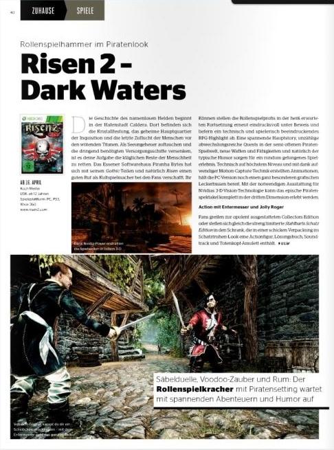Ulrich Wimmeroth - Risen 2 Dark Waters