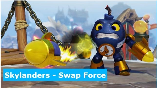 Ulrich Wimmeroth - Skylanders Swap Force 2 - spieletipps
