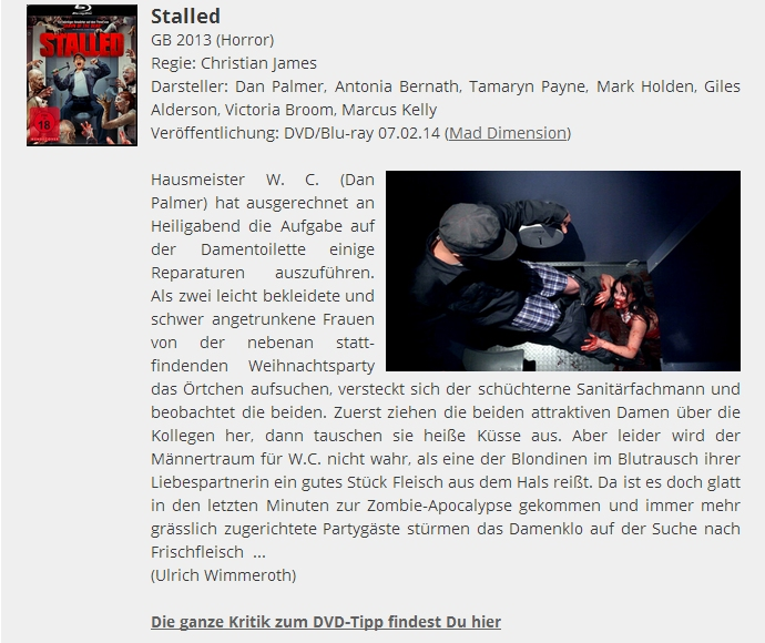 Ulrich Wimmeroth - Stalled - filmabriss.com