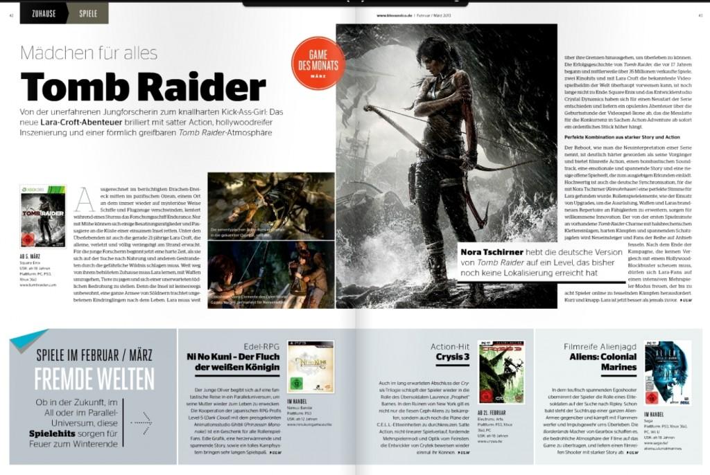 Ulrich Wimmeroth - Tomb Raider