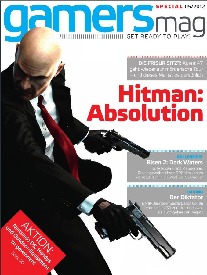 Ulrich Wimmeroth - Gamersmag - Ausgabe 05