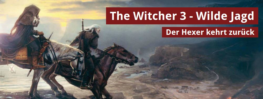 Ulrich Wimmeroth - The Witcher 3 Wild Hunt - Preview - spieletipps