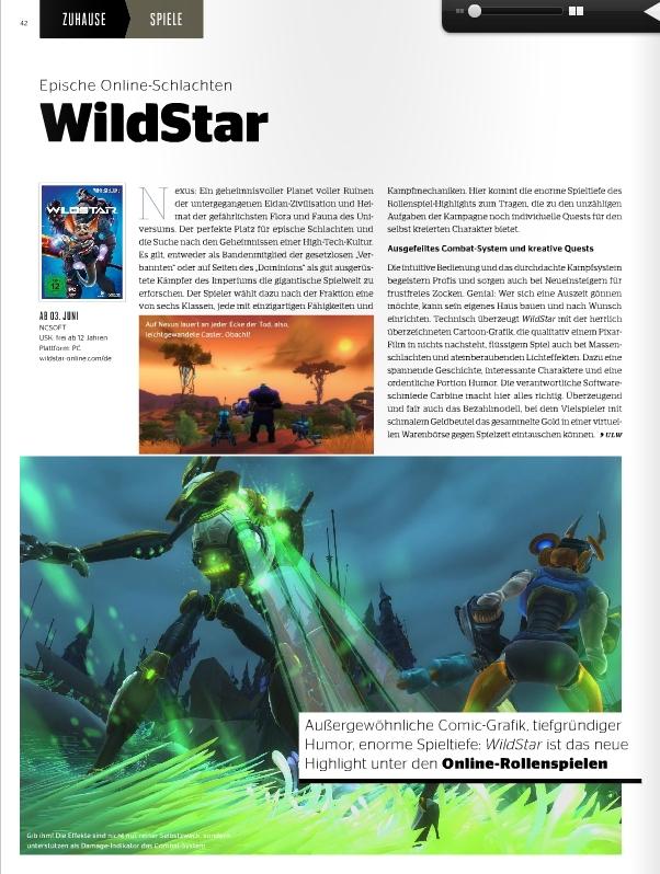 Ulrich Wimmeroth - Wildstar - Preview - kino und co