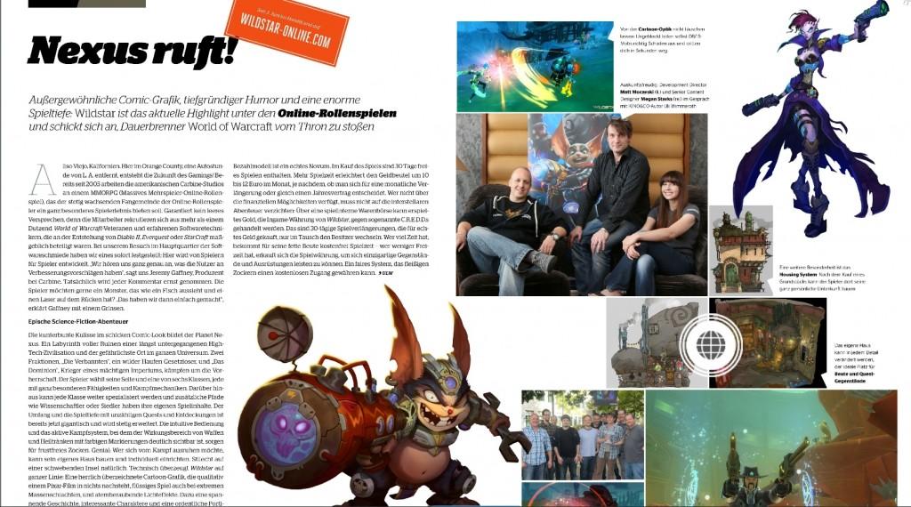Ulrich Wimmeroth - Wildstar - Nexus ruft - Kino und Co