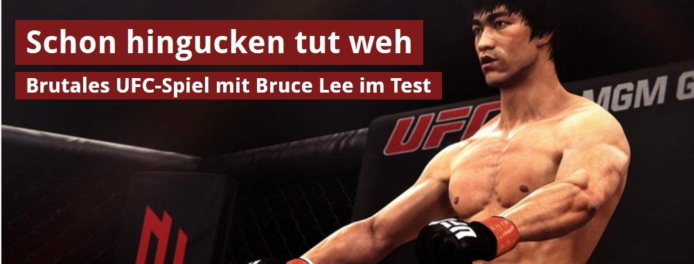 Ulrich Wimmeroth - EA Sports UFC