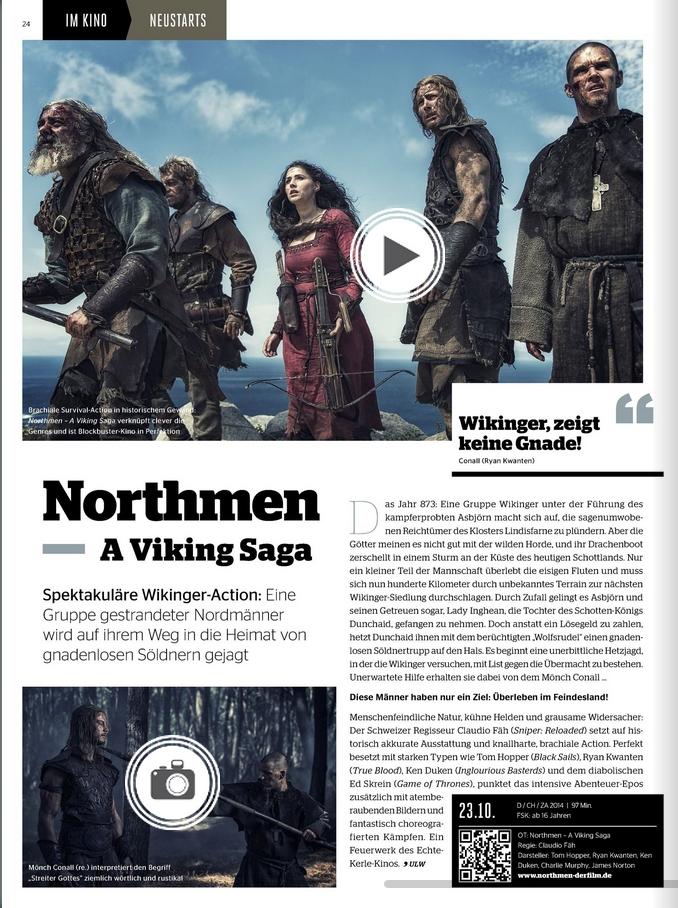Ulrich Wimmeroth - Northmen A VIking Saga