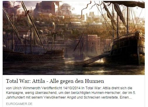 Ulrich Wimmeroth - Total War Attila