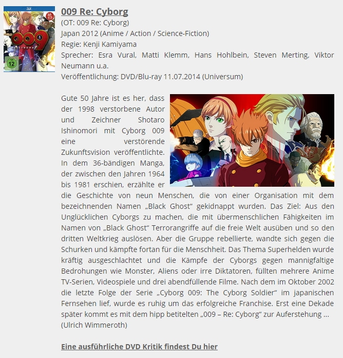 Ulrich Wimmeroth - 009 Re Cyborg