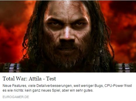 Ulrich Wimmeroth - Total War Attila - eurogamer