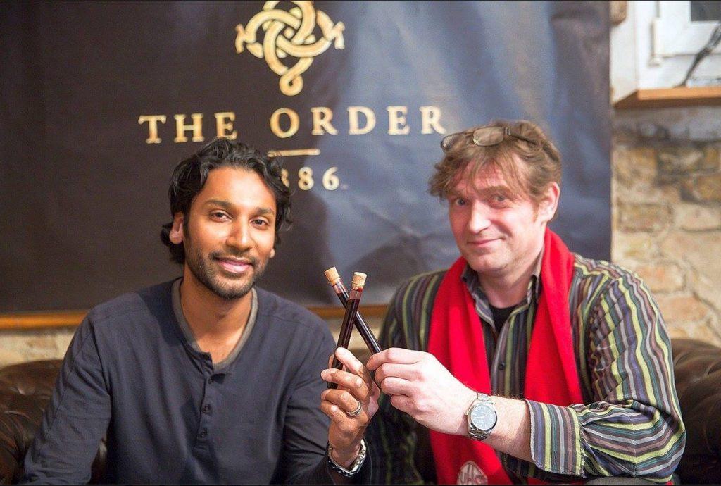 Ulrich Wimmeroth - The Order 1886 - Interview mit Ru Weerasuriya