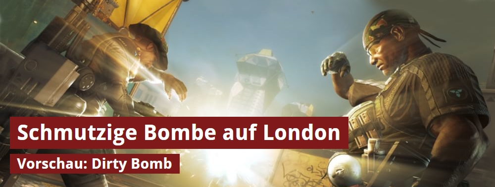 Ulrich wimmeroth - Dirty Bomb - spieletipps