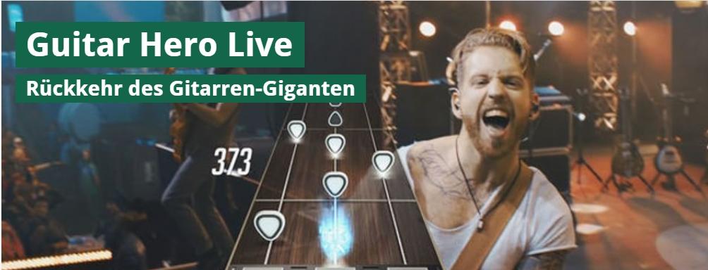 Ulrich wimmeroth - Guitar Hero Live - spieletipps de