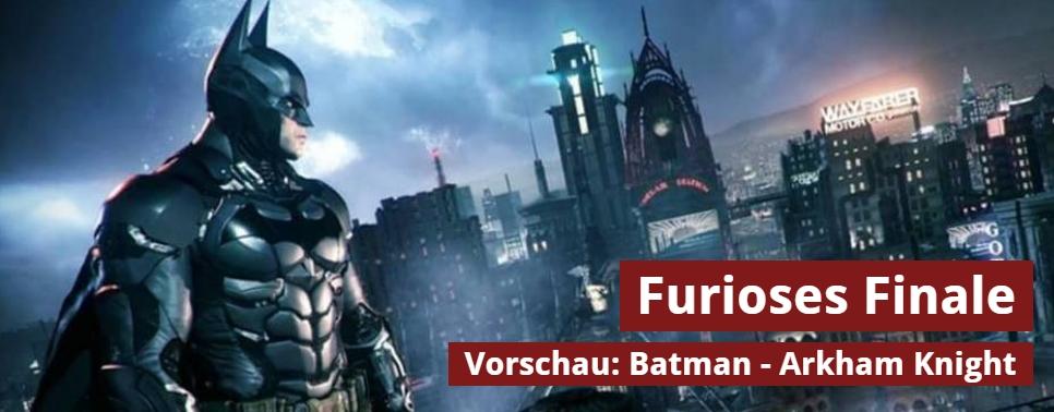 Ulrich Wimmeroth - Batman Arkham Knight - spieletipps