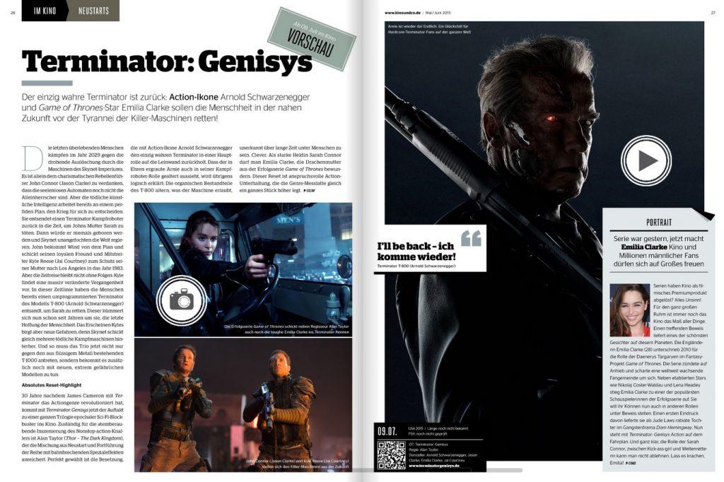 Ulrich Wimmeroth - Terminator Genisys - Kino und Co 169