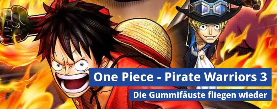 Ulrich Wimmeroth - OnePiecePirateWarriors 3  - spieletipps.de