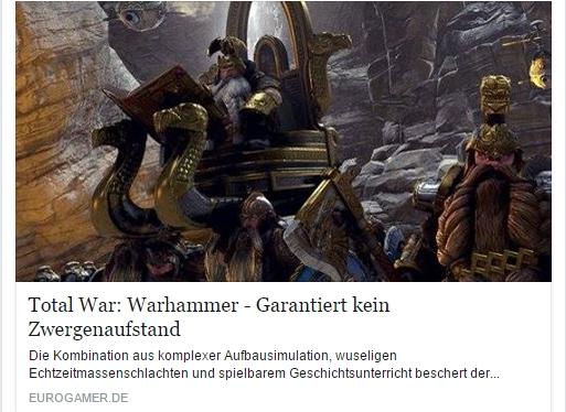 Ulrich Wimmeroth - Total War Warhammer - eurogamer