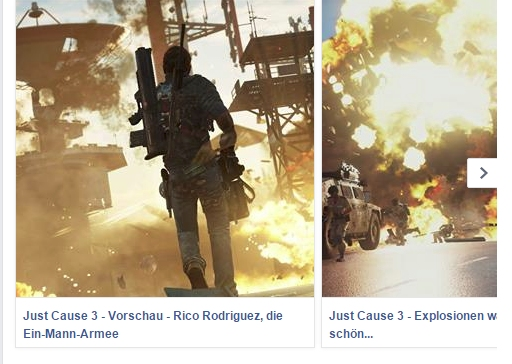 Ulrich Wimmeroth - Just Cause 3 Preview - games.ch