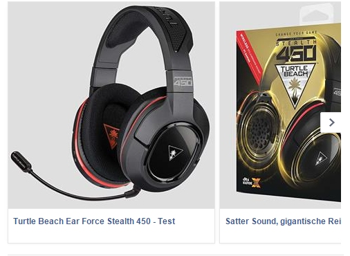 Ulrich Wimmeroth - Turtle Beach Ear Force stealth 450 Test - Games.ch