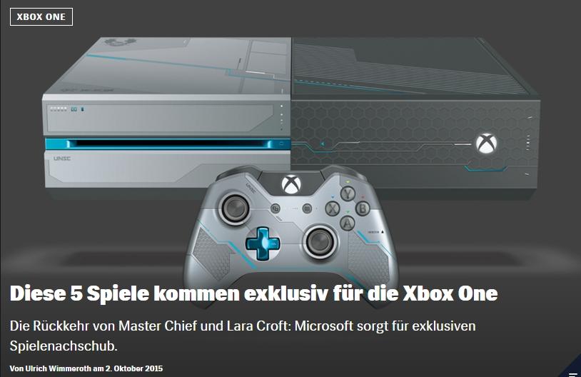 Ulrich Wimmeroth - xbox Exklusivtitel - Red Bull