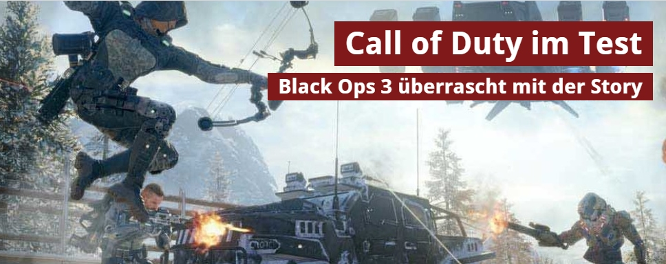 Ulrich Wimmeroth - Call of Duty Black Ops III - spieletipps.de