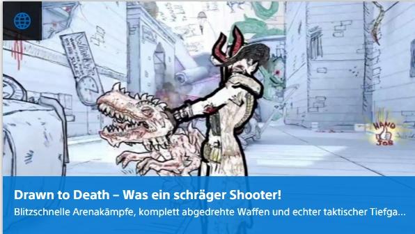 Ulrich Wimmeroth - Drawn to Death - Playstation Digital