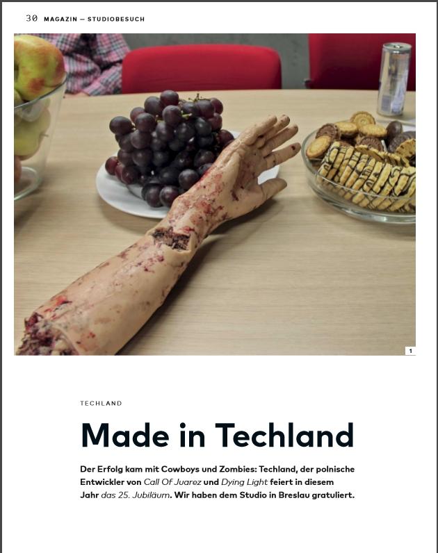 Ulrich Wimmeroth - Made in Techland - Seite 2 - gamesmarkt