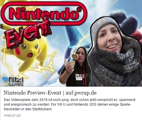 Ulrich Wimmeroth - Nintendo Event Video