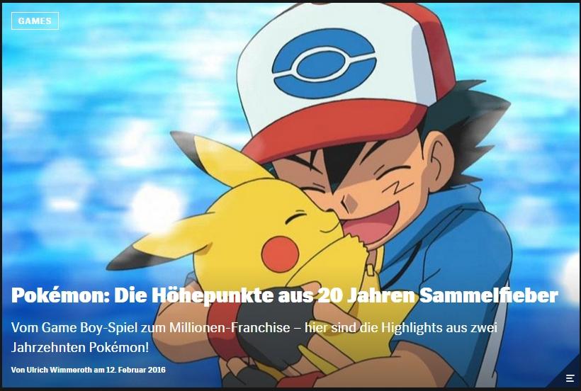 Ulrich Wimmeroth - Pokemon Die Highlights aus 20 Jahren Sammelfieber -  Red Bull