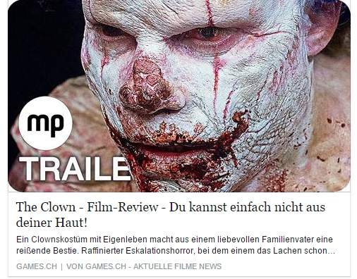 Ulrich Wimmeroth - The Clown - games.ch