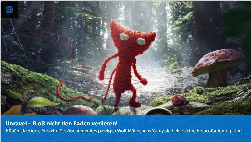Ulrich Wimmeroth - Unravel - Playstation Digital