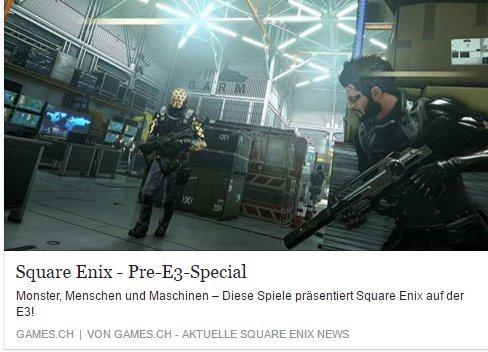 Games.ch - Deus Ex Mankind Divided - Square Enix - Ulrich Wimmeroth