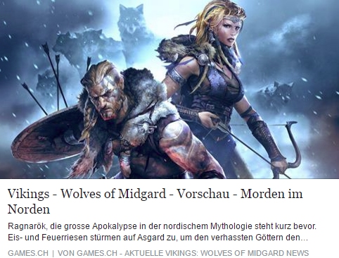 games.ch - Vikings Wolves of Midgard - Ulrich Wimmeroth