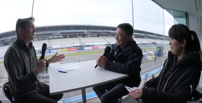 Flitzi Gamez - Interview mit Kazunori Yamauchi - GT Sport - PlayStation 4 - Ulrich Wimmeroth