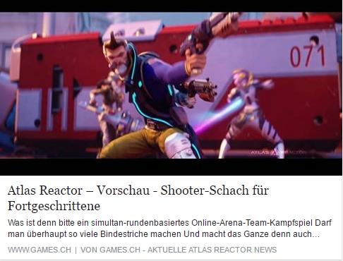 Games.ch - Atlas Reactor - Ulrich Wimmeroth