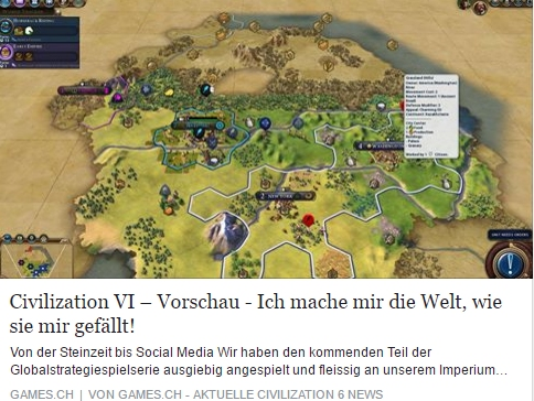 Games.ch - Civilization VI - Ulrich Wimmeroth