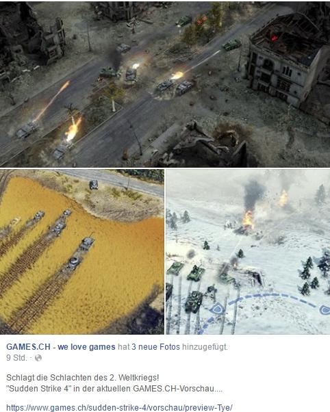 Games.ch - Sudden Strike 4 - Ulrich Wimmeroth