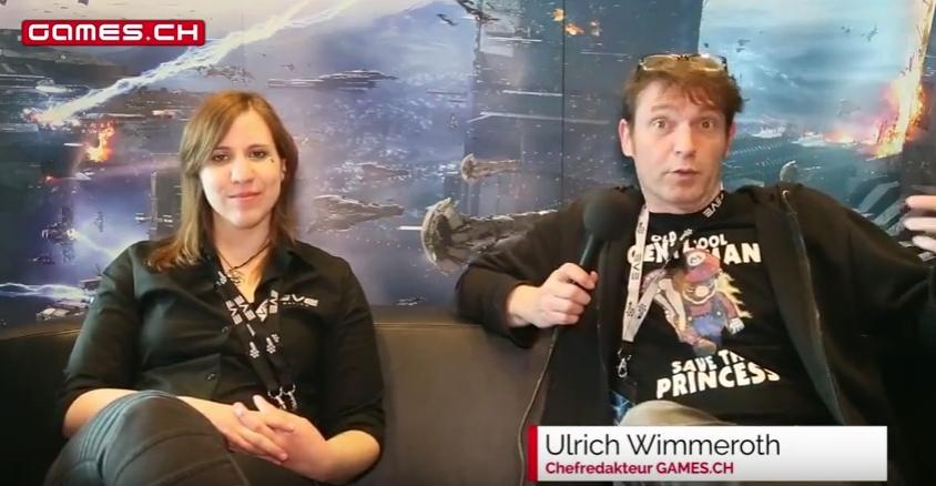 Interview CCP Shadowcat - Eve Online